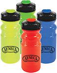 20oz Neon Super Sipper Bottles